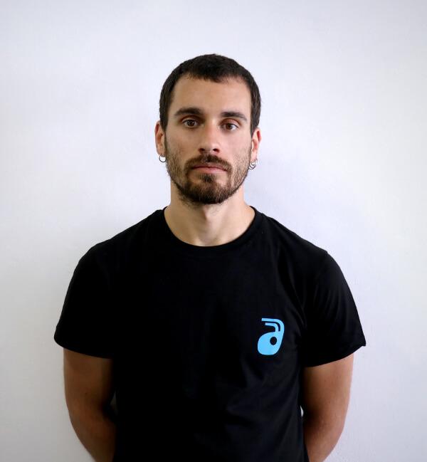 David Argüelles - Entrenador personal de Antfit